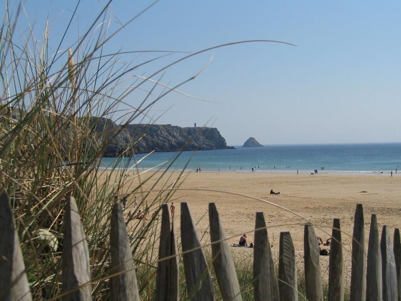 Crozon peninsula, la pointe de Pen Hir ©moulindebeuzidou