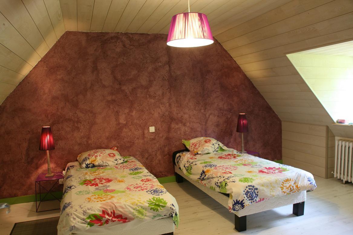 La chambre de l'étage©moulindebeuzidou
