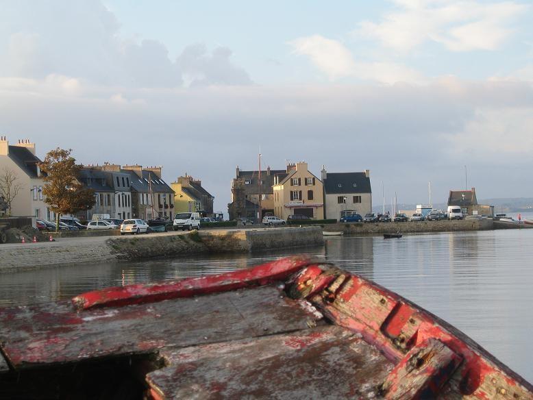 Presqu'île de Crozon, le port du Fret©moulindebeuzidou