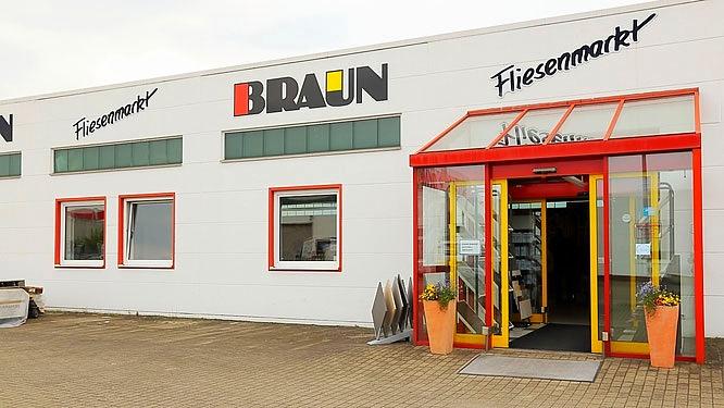BRAUN Fliesenmarkt - Ausstellung und Verkauf - in Stade