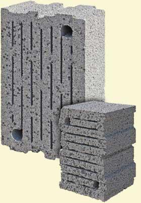 Plansteine im Mauerwerksbau