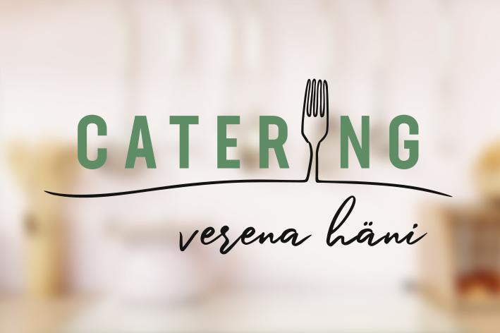 Logodesign von dickesdesign für catering verena häni