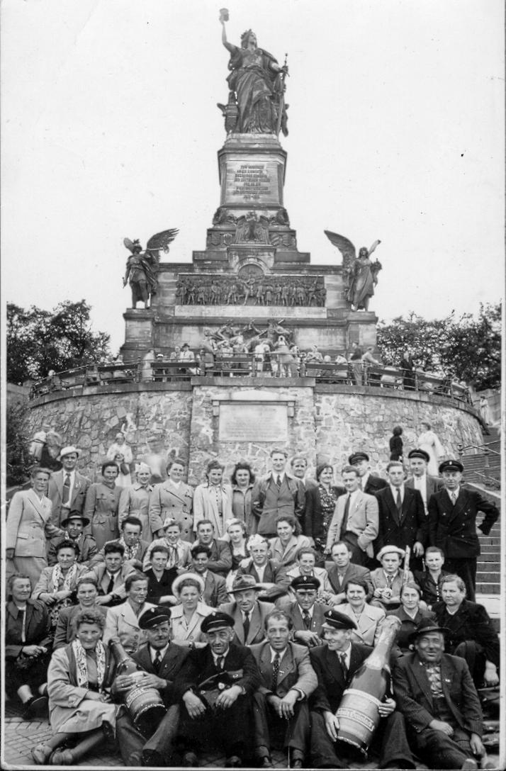 Rüdesheim am Rhein 1954
