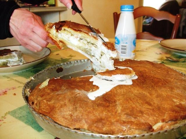 Spécialité de la Creuse: La pâté aux pommes de terres