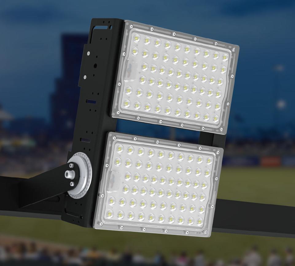 Новый светодиодный прожектор.