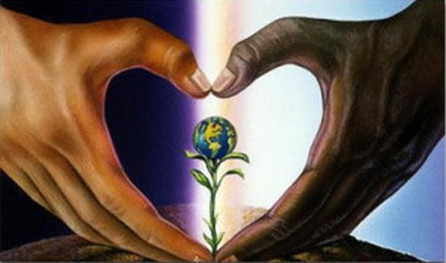 Heal the world, make it a better place.