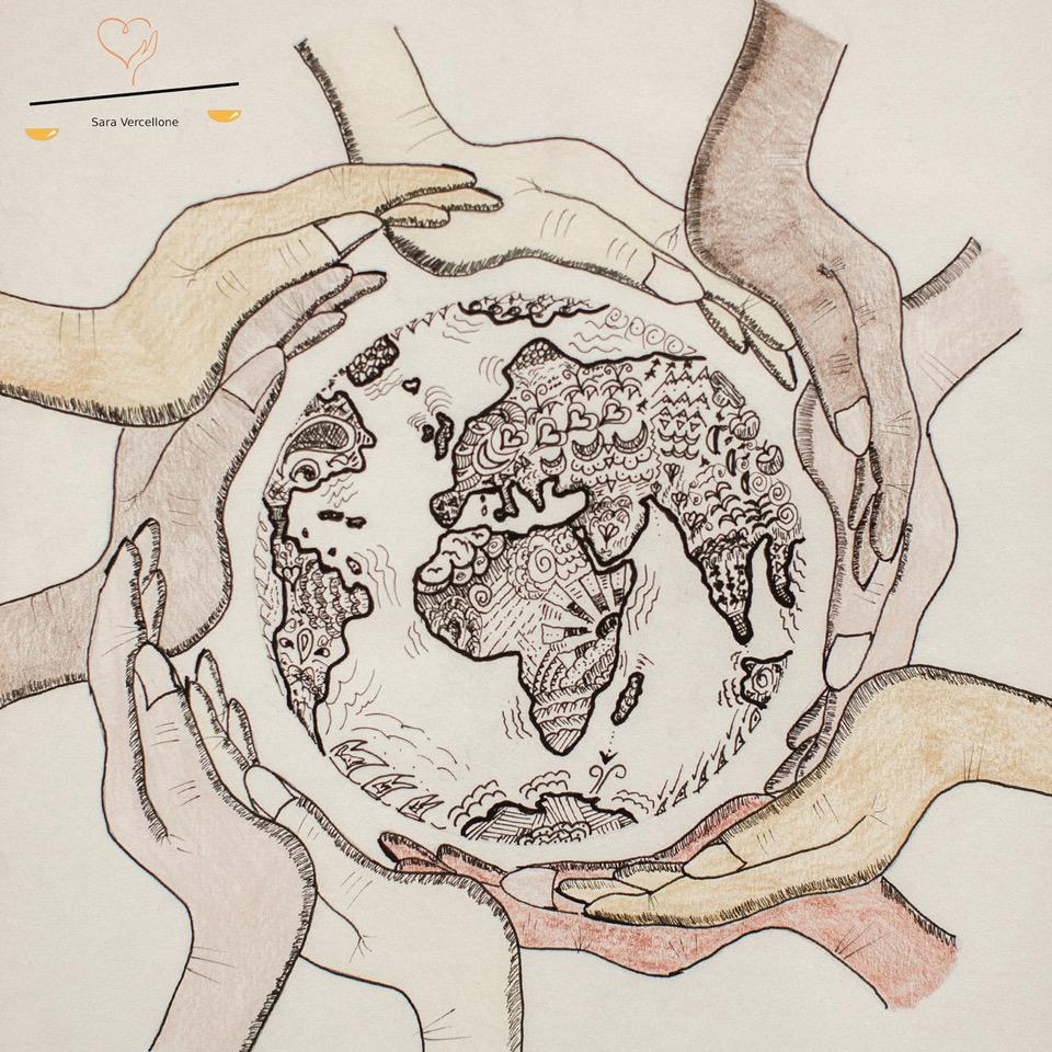 Ganzheitliche Psychosoziale Beratung Sara Vercellone - Blog Die Erde ist freundlich