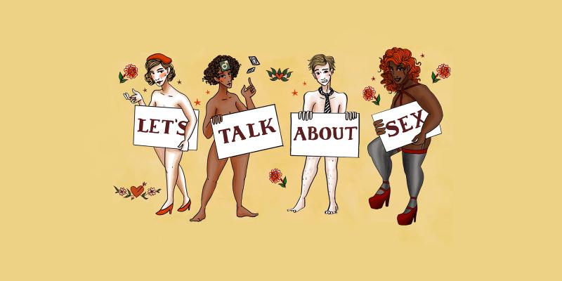 Ganzheitliche Psychosoziale Beratung Sara Vercellone - Blog let's talk about Sex