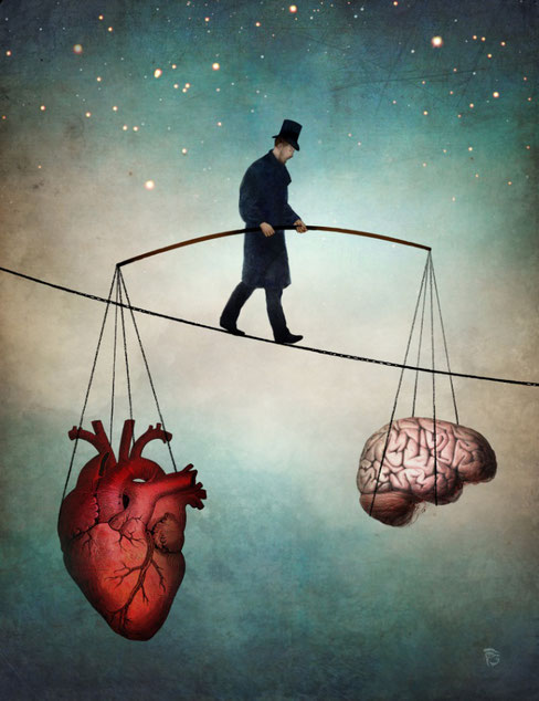The Balance von Christian Schloe