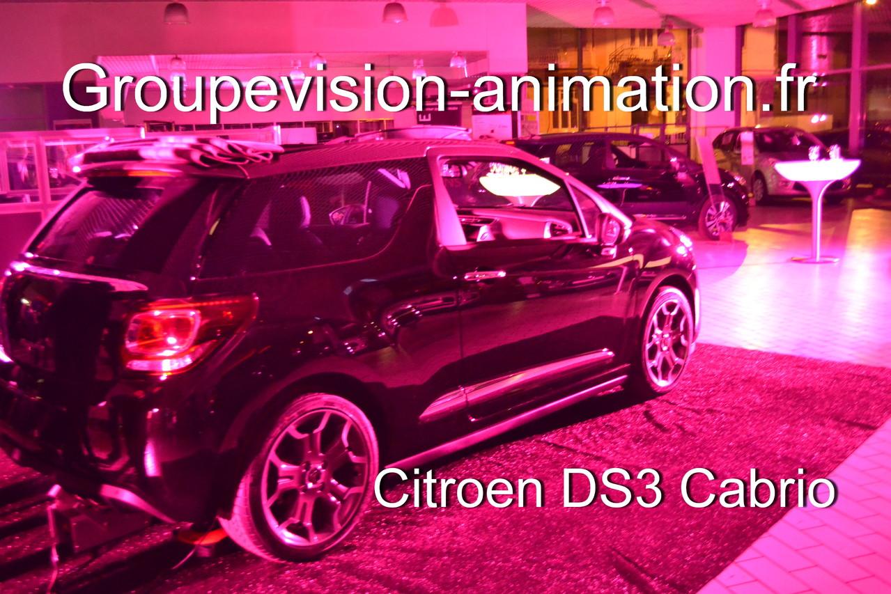 Lancement DS3