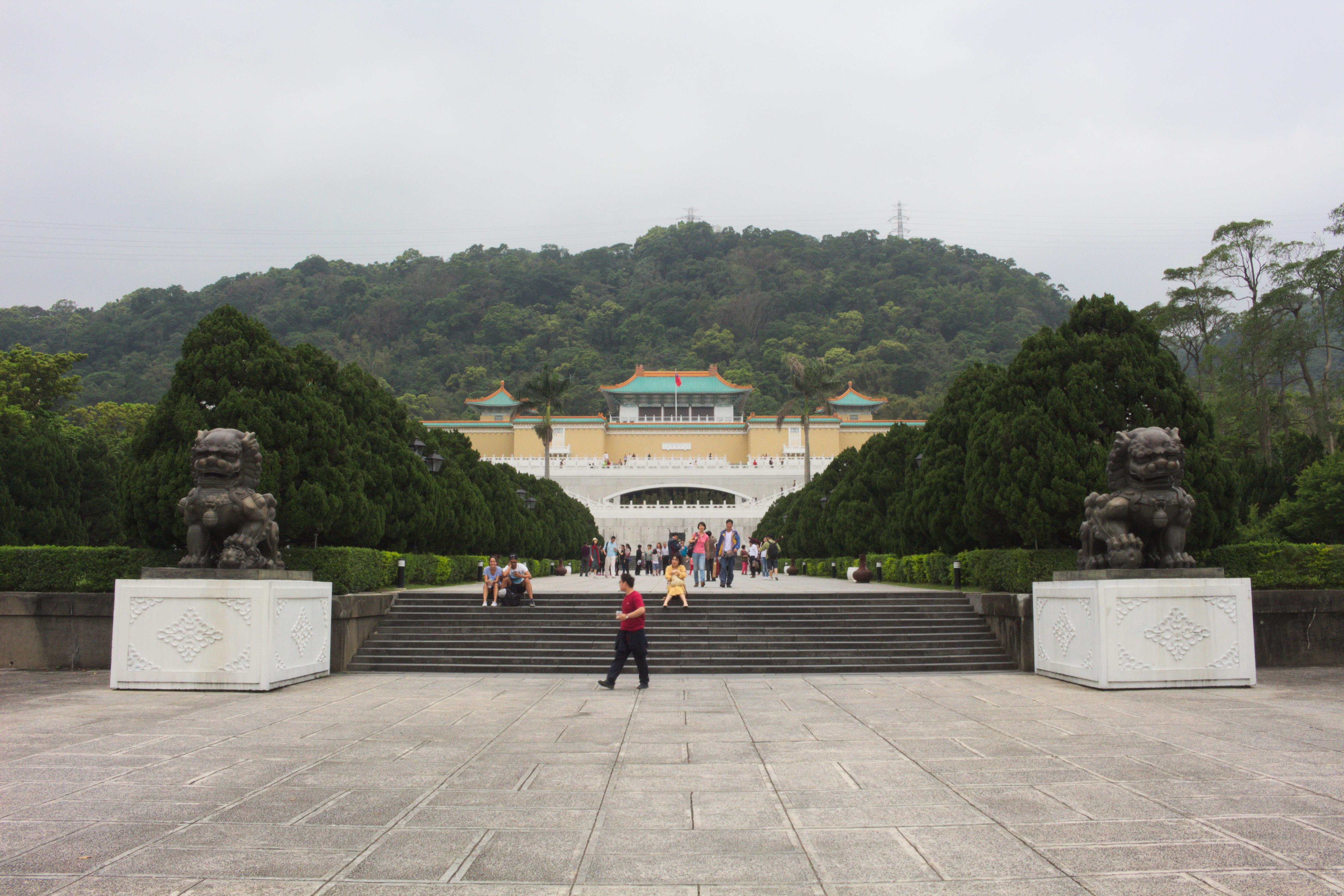 National Palace Museum, Taipei.