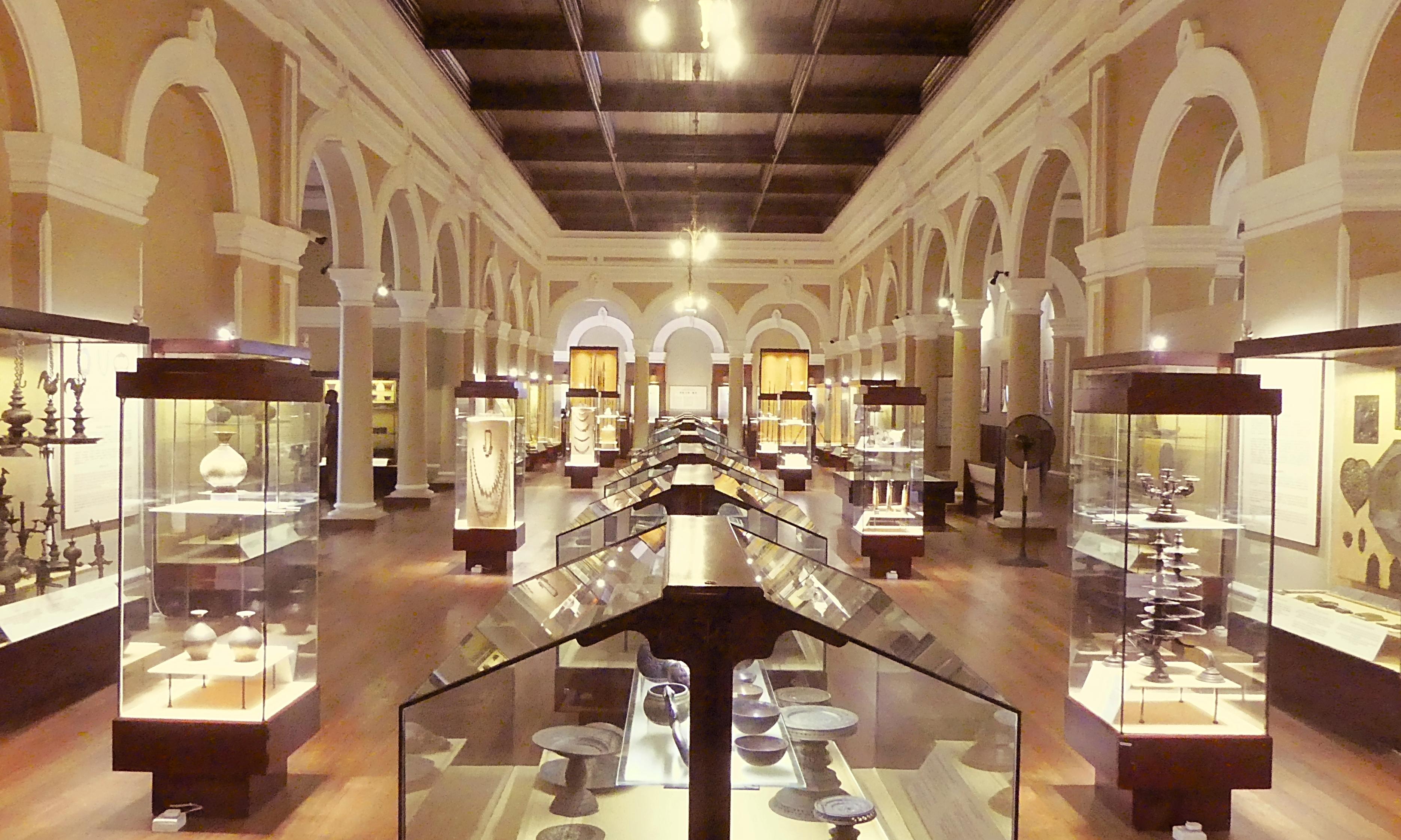 Coup de coeur pour le musée national à Colombo