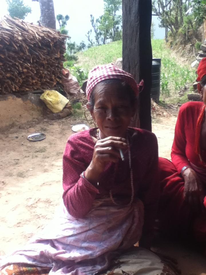 Tournée de Raksi, Népal.