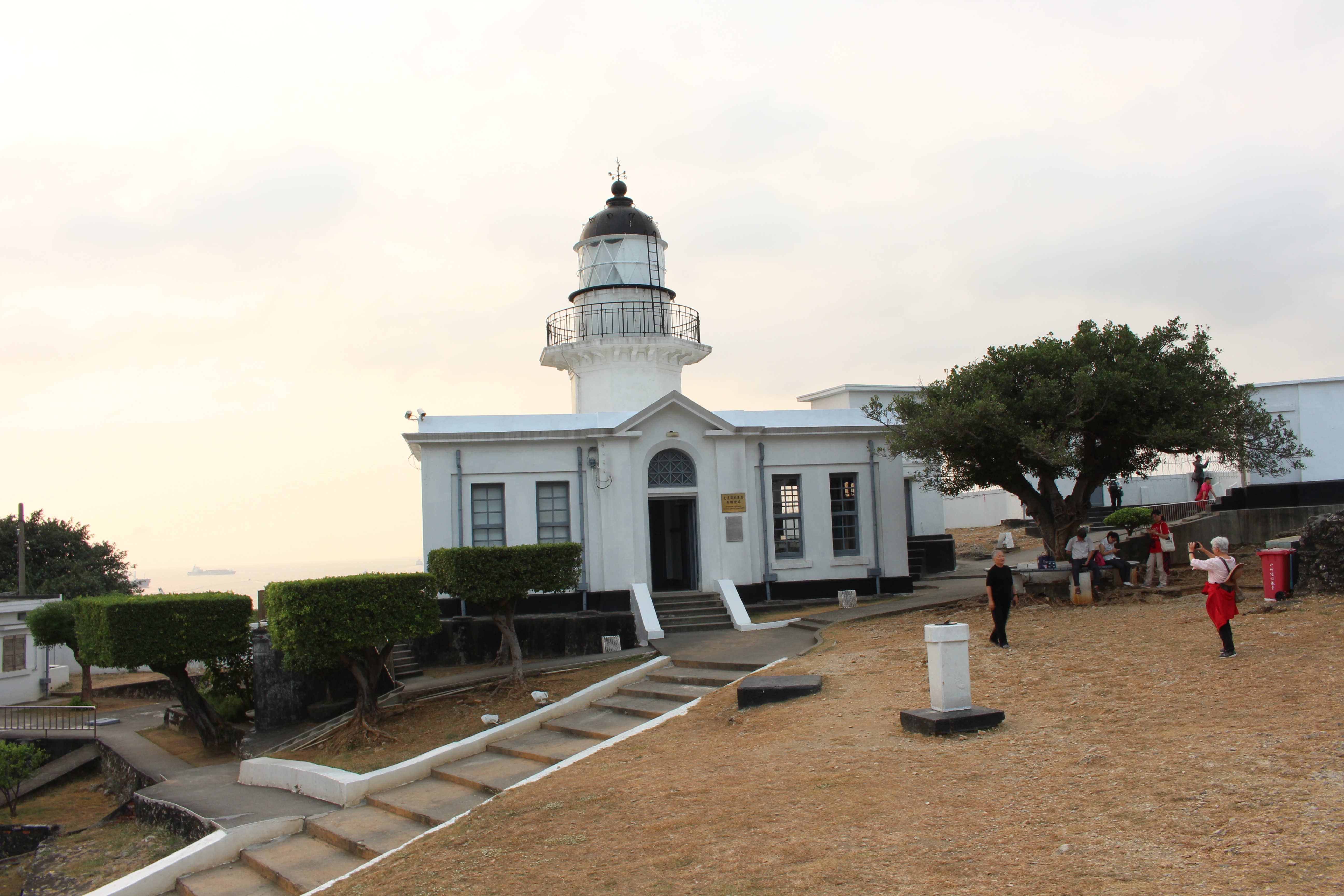 KaoHsiung Lighthouse, KaoHsiung, Taiwan.