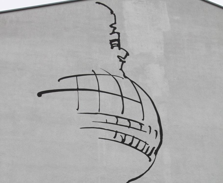 Berlin TV Tower, Mitte.