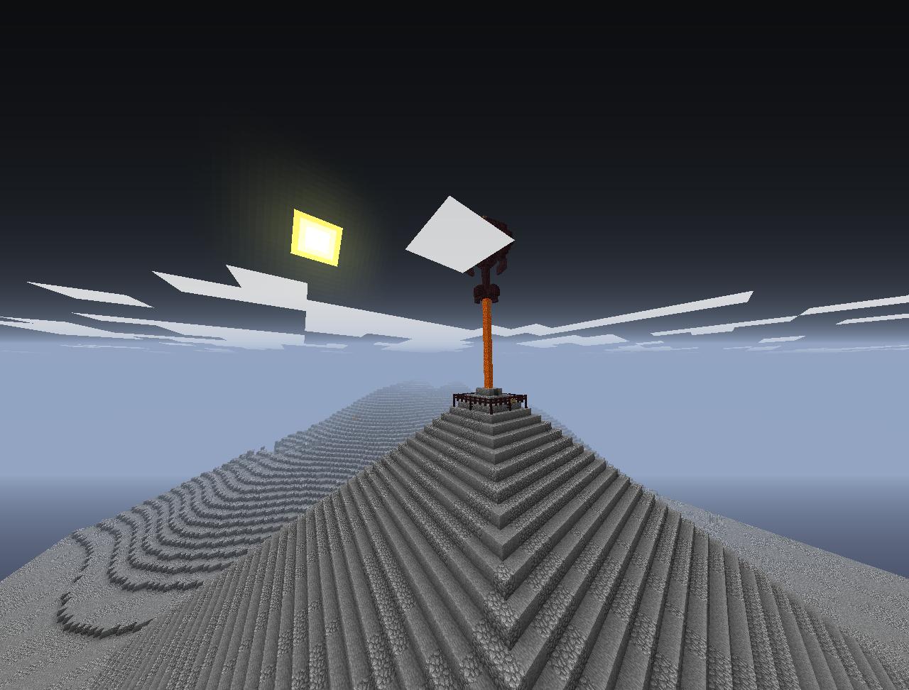 Et oui, il y a des pyramides sur la lune !