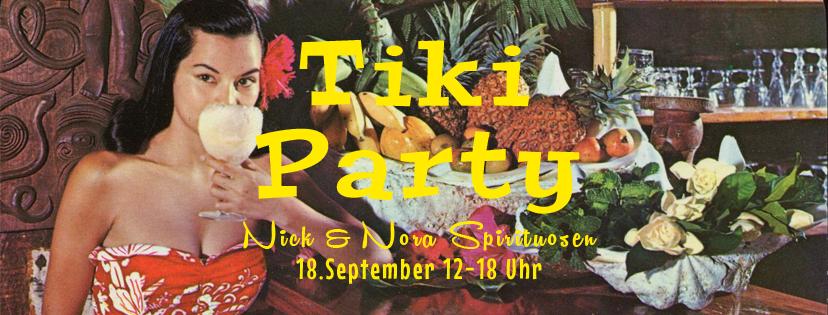 Tiki Party @ Westwind 2016