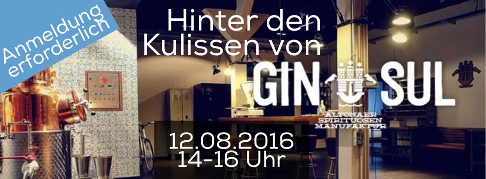 Hinter den Kulissen von GIN SUL mit Roger Breitenegger