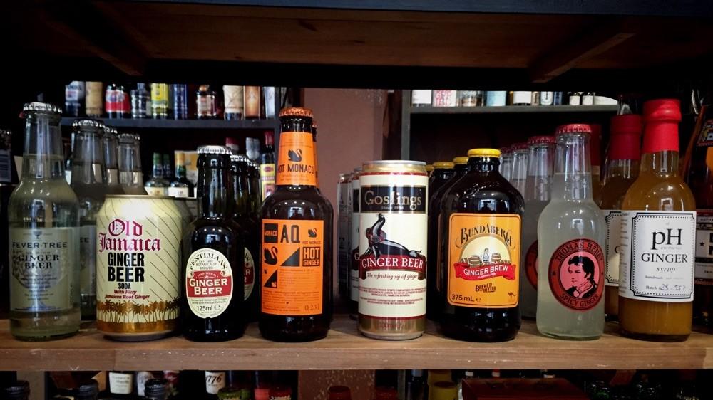 Ginger Beer-Wochen