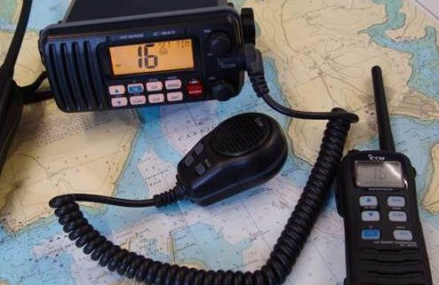 RYA VHF radio (SRC) Course, Poole - Marine Education RYA