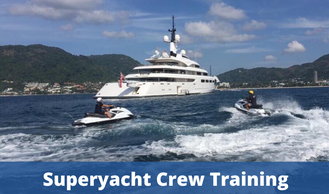 Superyacht Crew Training - RYA Jetski Instructor, Jetski Licence, Tender Licence