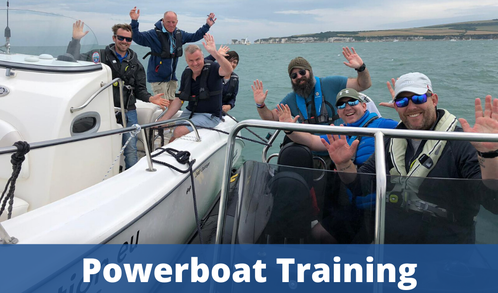 RYA Powerboat Training - RYA Powerboat Level 1 course, RYA Powerboat Level 2 course, Own Boat tuition, Private powerboat lesson, RYA Advanced powerboat course
