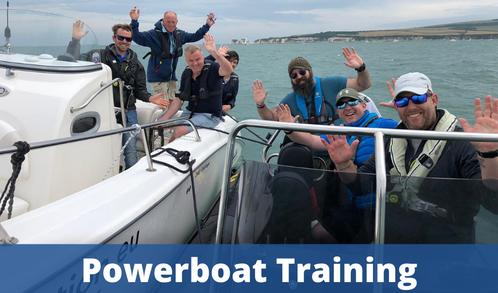 RYA Powerboat Training - RYA Powerboat Level 1 course, RYA Powerboat Level 2 course, Own Boat tuition, Private powerboat lesson, RYA Advanced powerboat course