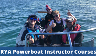 RYA Powerboat Instructor Courses - RYA Powerboat Instructor Skills Assessment, RYA Yachtmaster Instructor to Powerboat Instructor Conversion Course