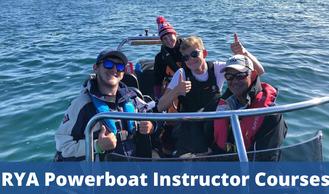 RYA Powerboat Instructor Courses - RYA Powerboat Instructor Skills Assessment, RYA Yachtmaster Instructor to Powerboat Instructor Conversion Course