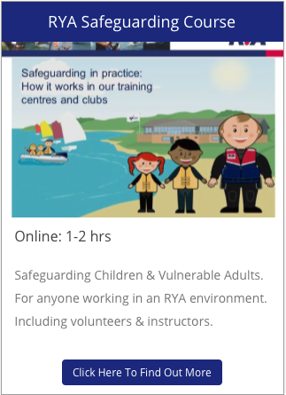 RYA Safeguarding Safe & Fun Online Course