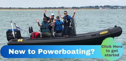 New to powerboating, powerboat beginner course