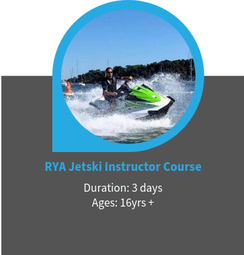 rya jetski instructor course