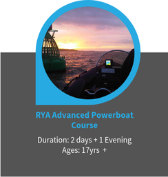 RYA Advanced Powerboat Course, Poole