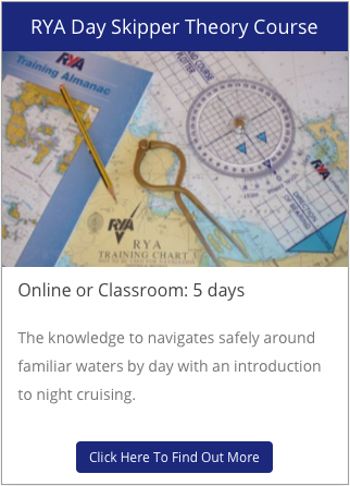RYA Day Skipper Theory Online Course
