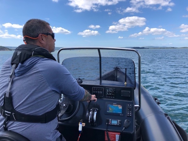 RYA Powerboat Instructor Course, Poole