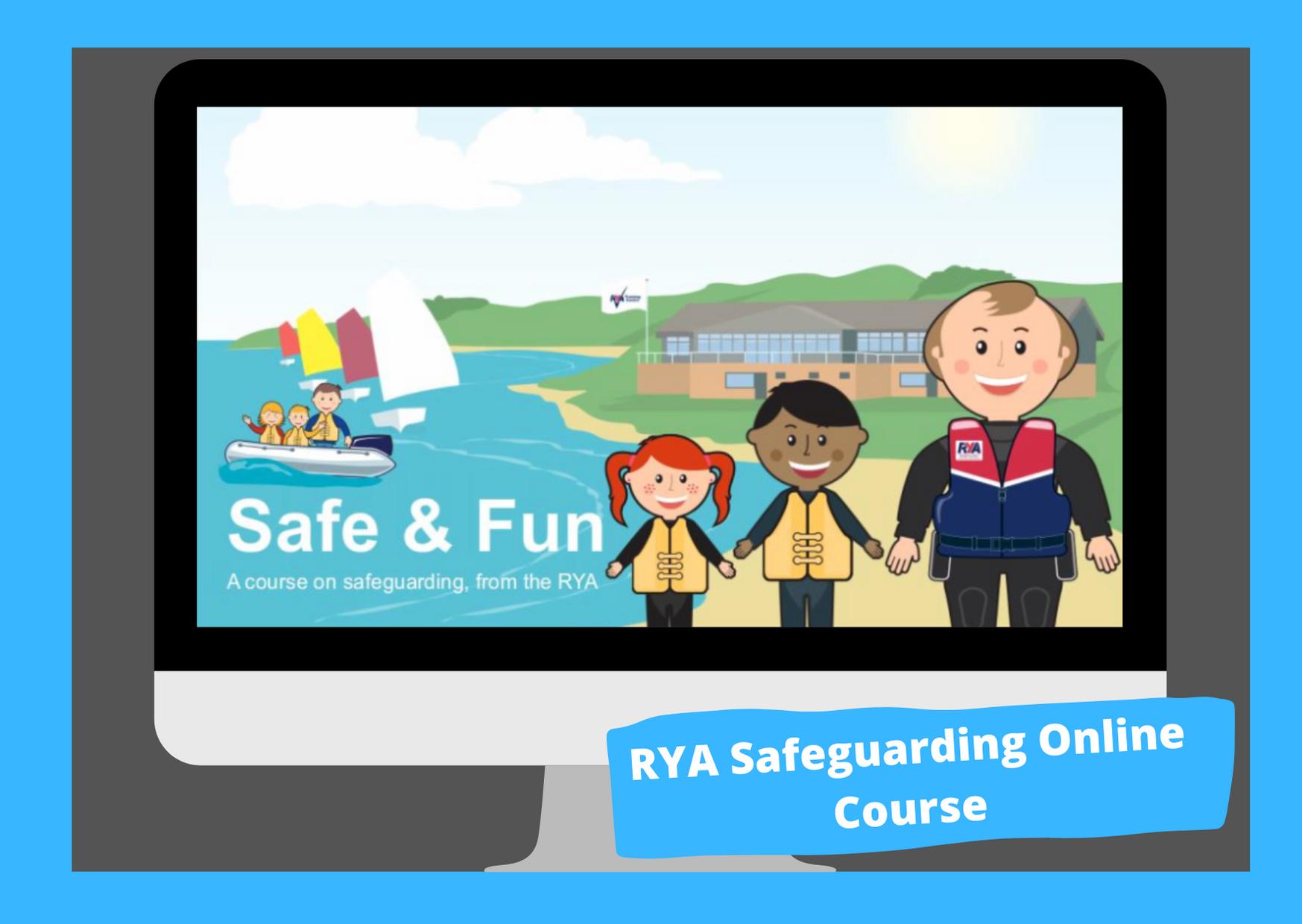 rya safe and fun course rya safeguarding