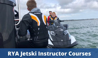 RYA Jetski (PWC) Instructor Courses, RYA Powerboat Instructor to PWC Instructor Conversion Course