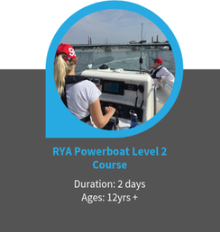 RYA Powerboat Level 2 Course, Poole