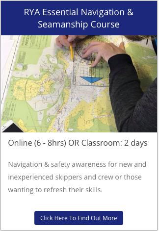 RYA Essential Navigation & Seamanship Online Course