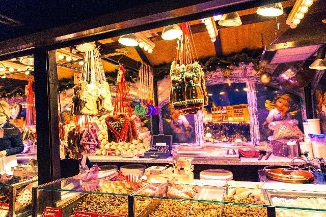 ドイツ各地で開催されるクリスマスマーケット