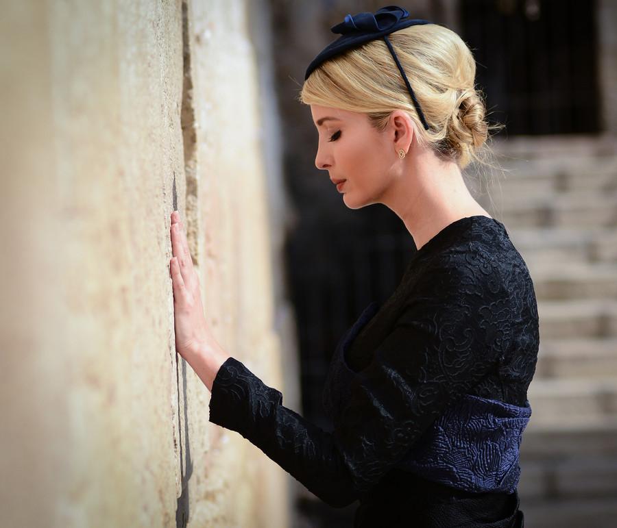 【経歴・解説】イヴァンカ・トランプ「トランプの娘でファースト・ファミリー初のユダヤ教徒」