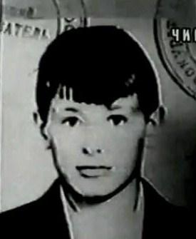 セルゲイ・マルコフ、14歳。1983年12月27日殺害。