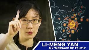 【経歴・解説】 閻麗夢(闫丽梦)「中国共産党とWHOの疫病隠蔽の協力を告発」