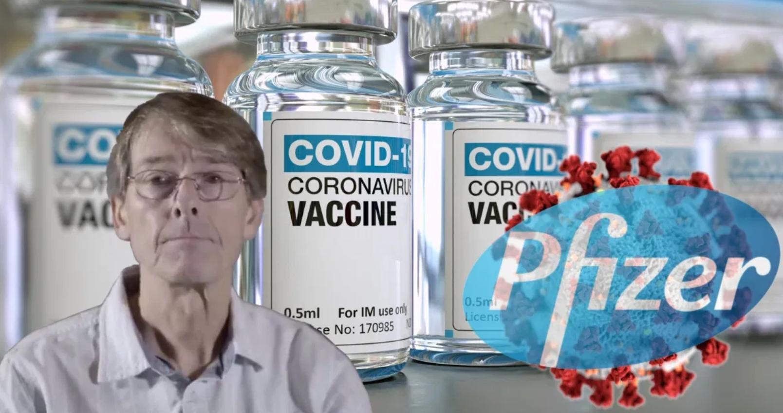 マイケル・イードン「ワクチンは政府と巨大なプロ集団の陰謀」