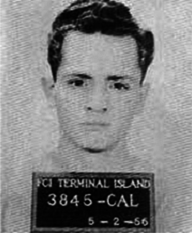 連邦矯正研究所ターミナルアイランドでの写真、1956年5月2日
