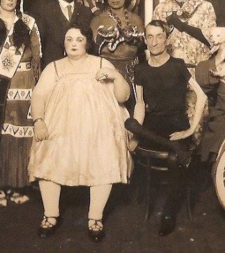 【フリークス解説】ベイビー・バニー・スミス「20世紀初頭に活躍した肥満女」