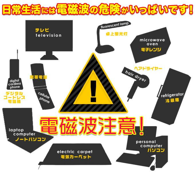 【陰謀論】電磁波「発がん性や催奇性を含む有害な電波」