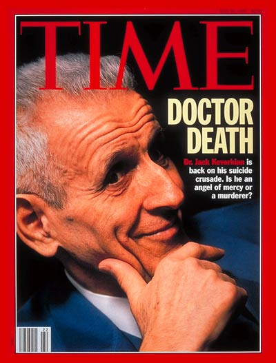 【異端医科学】ジャック・ケヴォーキアン「安楽死を奨励し実行したドクター・デス」