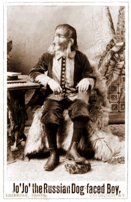 1904年、晩年のヒョードル。