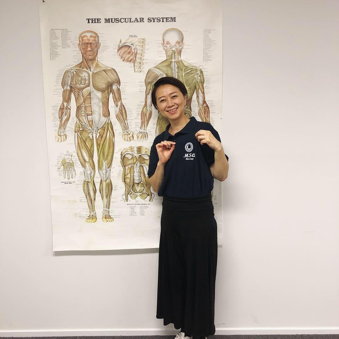 共に学んだオーストラリア国家資格クリニカルアロマセラピストコース(2018年6月オーストラリア)